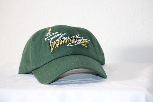 Rich Green CMU Baseball Cap