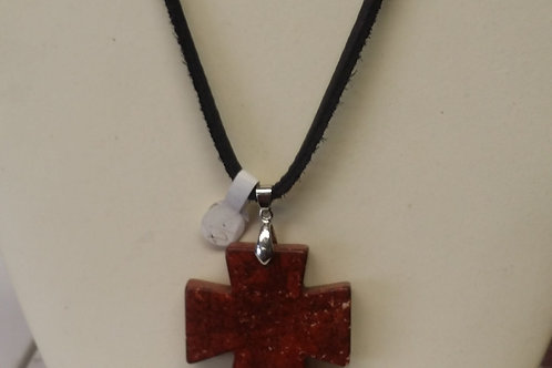 Leather Strap Cross