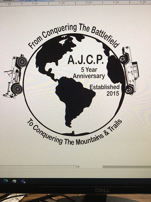 5th Anniversary  Pre Registration Gate Fee for Jeep 1w/person