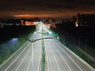 Iluminación en nuestras carreteras