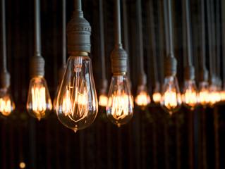Bombillas de filamentos con tecnología LED