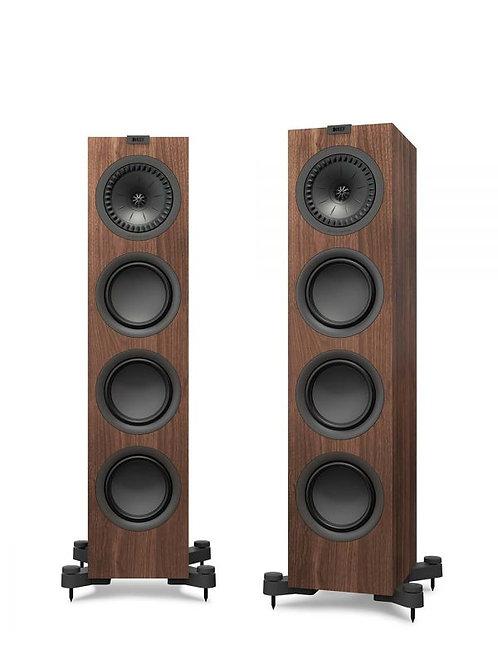 Kef  parlantes tipo torre Q550 Unidad