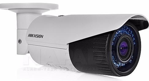 Hikvision DS-2CD1621FWD-IZ - Cámara de vigilancia de red - para exteriores