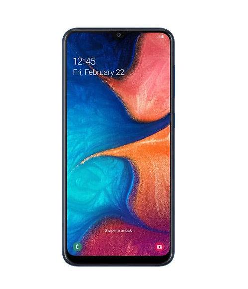 Samsung Galaxy A20 | 3GB, 32GB Lector de Huella