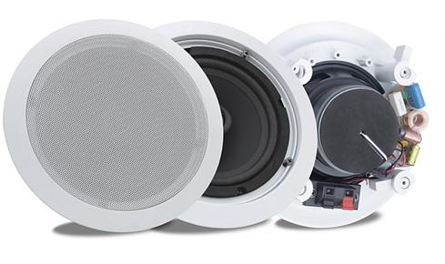 Audio Master AM-BTA-30W  Parlantes Bluetooth Techo Unidad