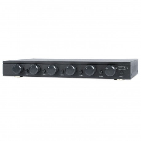 Episode Selector de parlantes EA-MR-SSVC-6 6 pares de parlantes control de volum