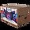 Thumbnail: JBL PartyBox On-The-Go incluye micrófono.
