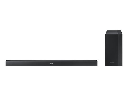 Samsung Barra de Sonido 2.1 Ch Flat Soundbar HW-M360
