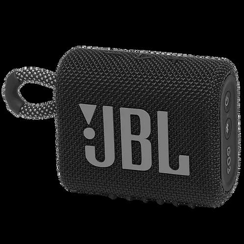 JBL GO 3 parlante portátil, bluetooth, resistente al agua