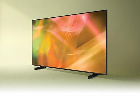 "Samsung Televisor 85"" AU8000 Wi Fi, Air play 2"