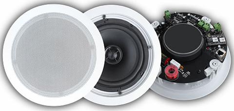 Audio Master WIFI-230W Parlante WiFi Techo Par