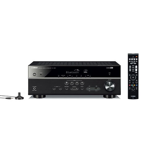 Yamaha receptor RXV385 bluetooth 5 1 canales