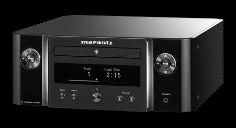 Micro componente Marantz M-CR612. Wi Fi, Bluetooth, CD