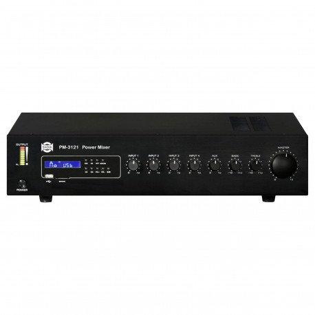 Show PM-3121 amplificador profesional 70 V 100 V 8 ohmnios