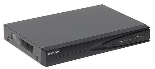 Hikvision DS-7604NI-K1/4P DVR 4 canales