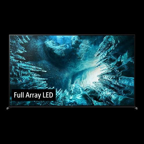 Sony XBR-85Z8H Led 8K Full array