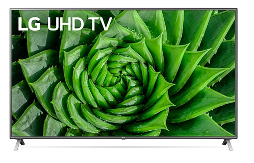 LG Televisor UN8000 86'' 4K Smart TV ThinQ AI (Inteligencia Artificial), 4K