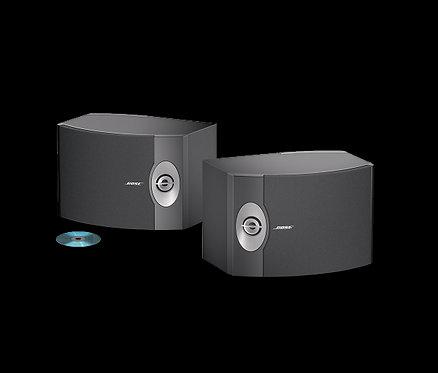 Bose parlantes estéreo 301