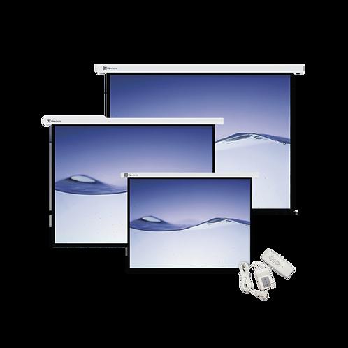 "Klip Xtreme Pantalla motorizada para proyector 120"""