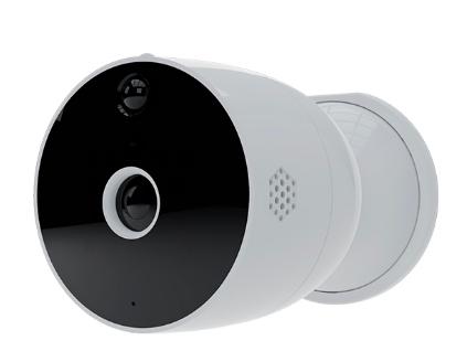 Nexxt Cámara para exterior sin cables  MPN: NHC-O630