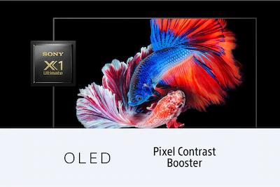 "Sony Oled 65A8H 65""  4k, bluetooth"