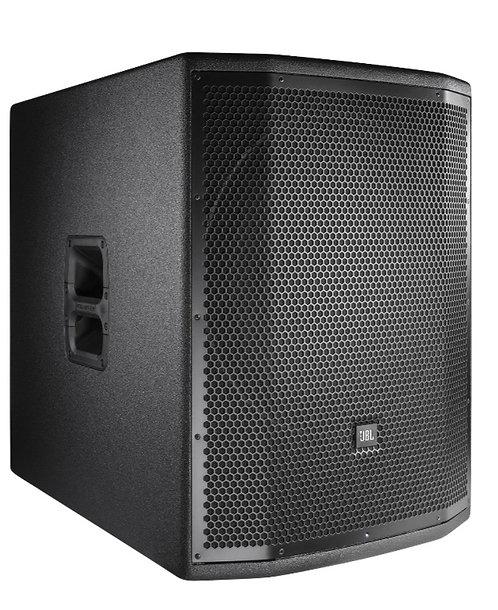JBL bajo amplicador PRX818XLF