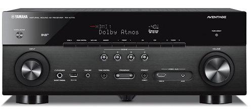 Receptor Amplificador Yamaha RX A770 7.2