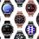 Thumbnail: Samsung Galaxy Watch 3 - 41 mm - plateado místico /banda de cuero