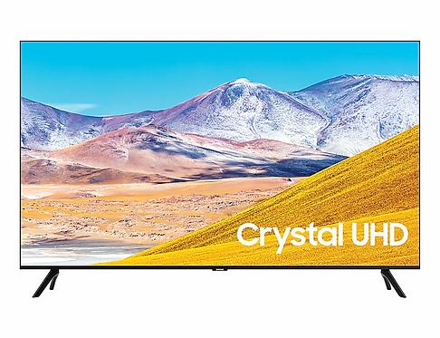 "Samsung 85"" TU8000 Led  Cristal 4K Smart"