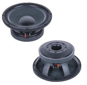 Bajo 12 pulgadas Audio Master 600 W 12TBX100
