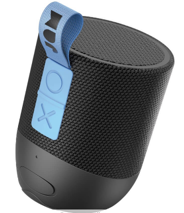 Jam parlanet portátil   HX-P404-BK, bluetooth