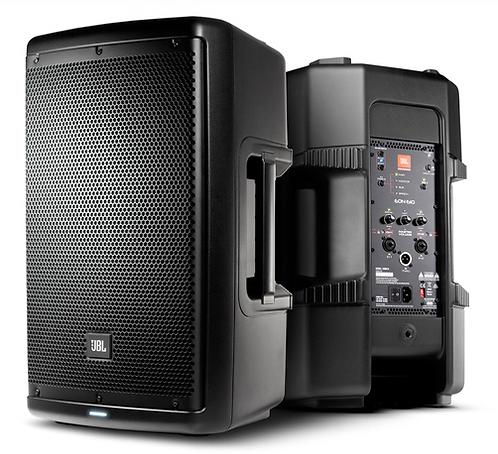 JBL Parlante amplificado EON 610