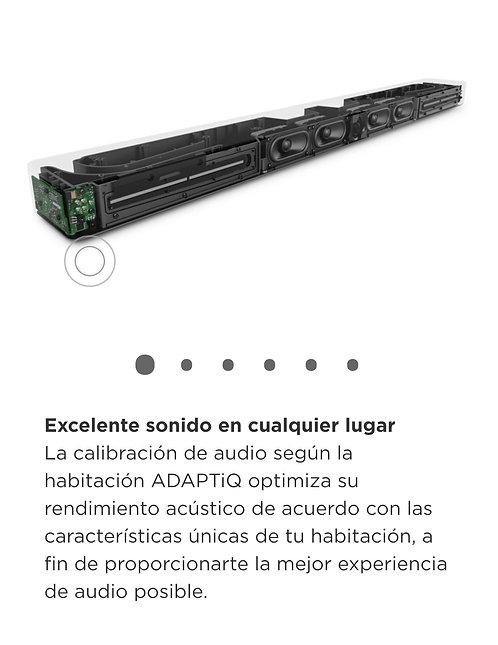 Bose barra de sonido soundbar 700