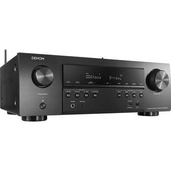 Receptor Denon AVR S750H 7.2 canales, 4K, Wi Fi, Bluetooth 2 zonas