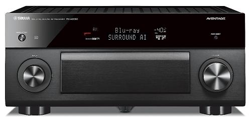 Yamaha receptor amplificador  RX A2080 9.2 Wi-Fi bluetooth 3 zonas