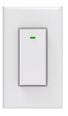 Nexxt Interruptor de luz inteligente Wi-Fi Unipolar