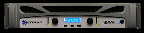 Crown amplificador XTi 2002 800 Watts