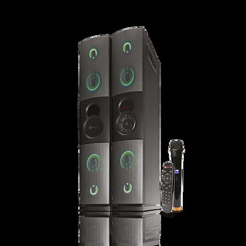 Klip xtreme KFS 600 parlantes activos bluetooth par