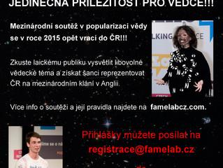 FameLab 2015