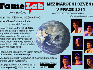 Mezinárodní ozvěny v Praze 2014