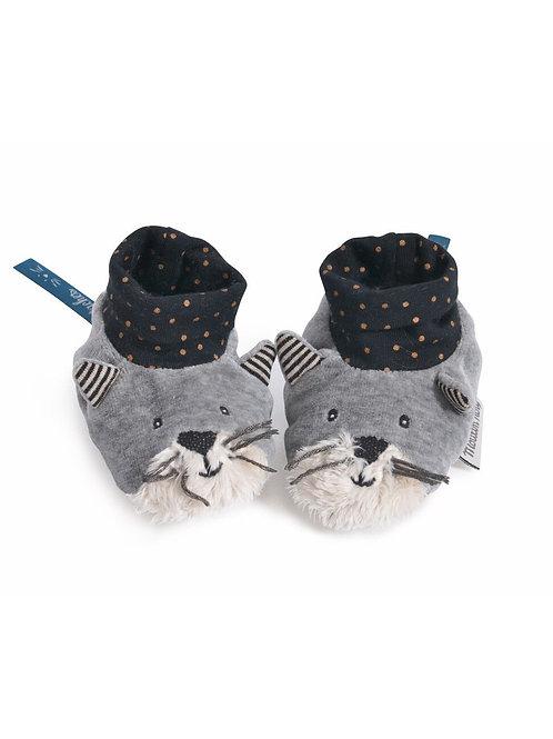 Παπουτσάκια Αγκαλιάς Cat Fernard - Moulin Roty