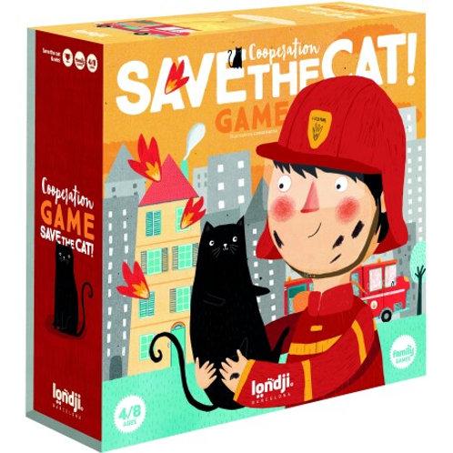 Επιτραπέζιο Σώσε τη Γάτα / Save the Cat - Londji