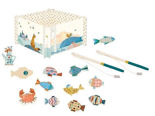 Μαγνητικό παιχνίδι ψαρέματος
