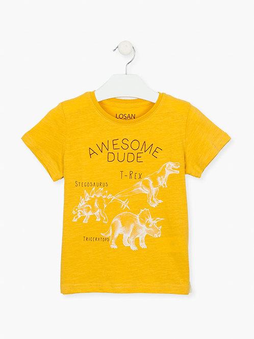 Μπλουζάκι Δεινόσαυροι - Losan