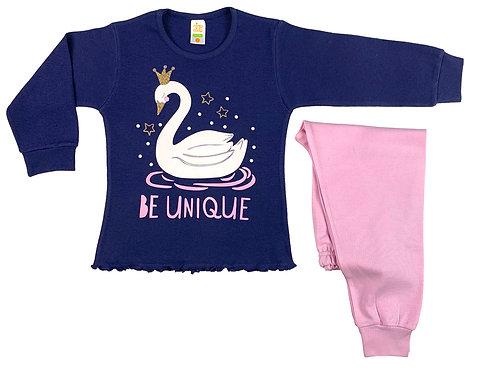 Παιδική Πιτζάμα Swan Be Unique - Nina Club