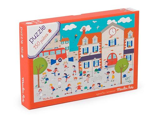 Παζλ Παιδότοπος Εκπαιδευτικά Παιχνίδια για Παιδιά