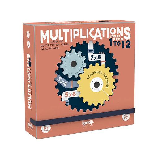 Multiplications - Londji