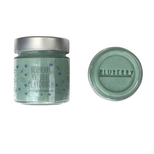 Φυσική Πλαστελίνη Mint 300g - Bluberry Kidsroom