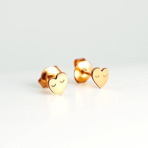 Σκουλαρίκια / Καρδιές - Adorabili Paris