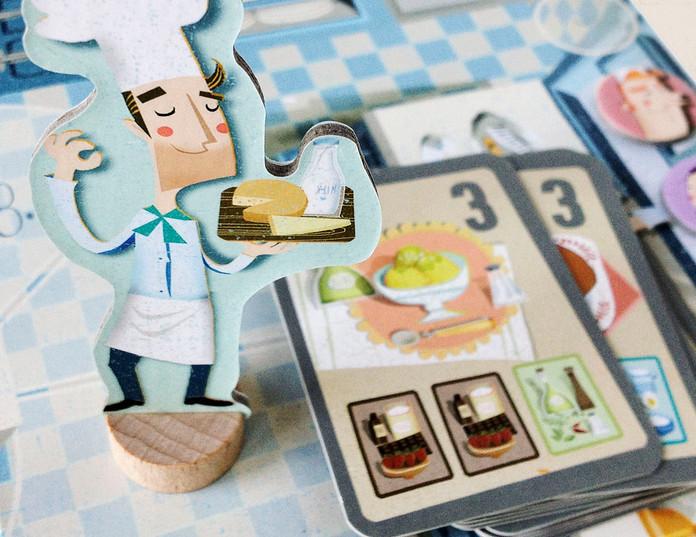 Επιτραπεζιο Chefs